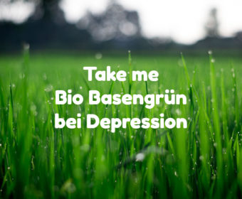 Take me Glücksnahrung bei Depression